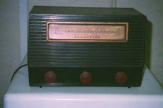 RCA 8X71 Radio, Before