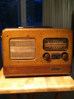 Belmont 407 Table radio