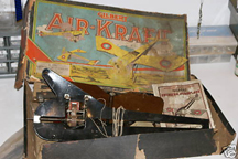 A.C. Gilbert Company Air- Kraft Set Found Condition Kit