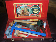 A.C. Gilbert Company Big Boy Tools --