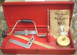 A.C. Gilbert Company Big Boy Tool Set Model 765 (red case)
