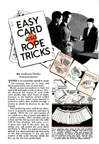 Popular Mechanics Card Tricks Article