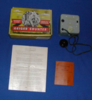 A.C. Gilbert Company  Atomic Energy Set, Geiger Counter