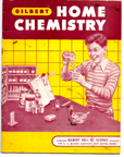 A.C. Gilbert Home Chemistry Booklet