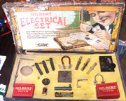 Johns Elementary Electricity Set