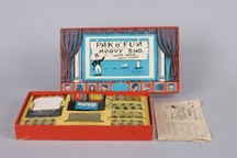 A.C. Gilbert Company 1920s Animation Kit Pak-o-Fun Moovy Sho