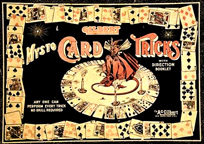 A.C. Gilbert Company Card Tricks Set