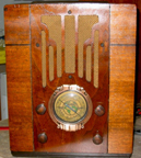 The Sears Model 1938 Table Radio