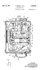 World War II Western Electric Field Telephone -patent No. 2,252,751 Sheet 2