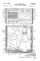 Motorola VT-71B TV Patent No.2,458,368