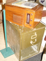 General Marshalls Philco radio