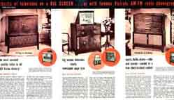 1948 RCA Dealer Brochure featuring the 8PCS41