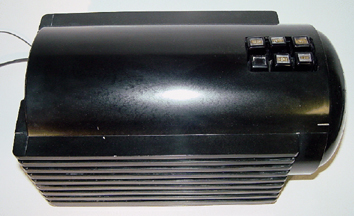 Silvertone Model 6110 Table Radio