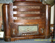 Silvertone Model 6363 Table Radio