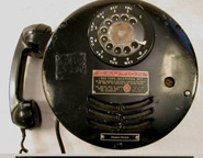 Western Electric Model 520 Explosion proof phone Exterior