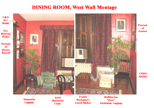 Dining Room West Wall