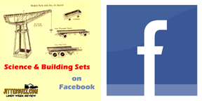 Science and Construction Kits on facebook signup graphic
