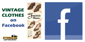 vintage Clothes facebook signup graphic