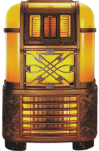 Rockola Master Rockolite Jukebox
