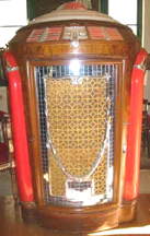 The seeburg model 146 Jukebox