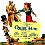 Poster for The Quiet Man Film