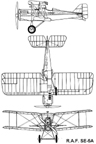 The Royal Aircraft Factory SE-5-a