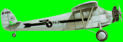 Actual Fairchild FC-1