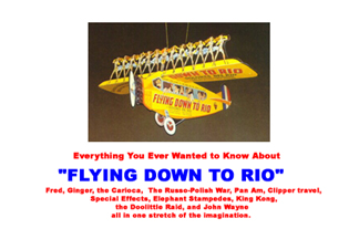 =Flying Down to Rio Button