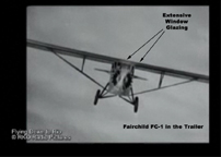 Fairchild FC1 in the Trailer of Flying Down to Rio