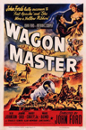 Poster for Wagon Master Film