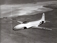 Lockheed P-80 Shooting Star Jet Fighter