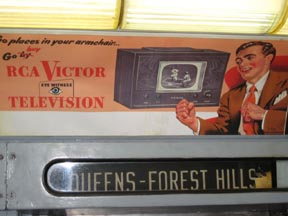 RCA Subway card TV Ad