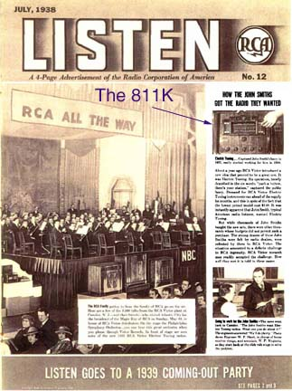 RCA Ad in 06-04-1938 LIFE Magazine