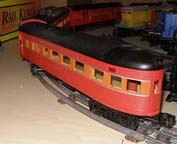 Daylight Model observation car