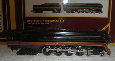 Side view of NW 611 Model