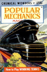 The S1 on the cover of Popular mechanics June, 1939