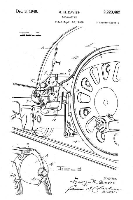 streamlined locomotives of the swing era
