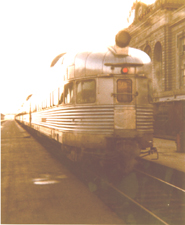 Observation Car for the Rio Grande Zephyr