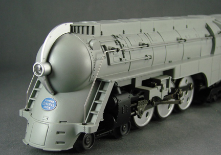 The Dreyfuss K-4 Hudson Locomotive