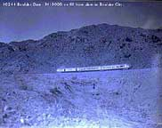 UP M-10000 Streamliner at Boulder Dam
