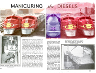 Manicuring the Diesels