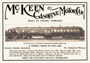 The McKeen Motor Car