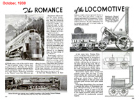 Romance of the Locomotive