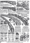 Toy Train Page from the 1937 Sears catalogue