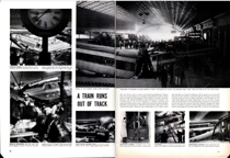 LIFE magazine report on the 1953 Uninon Station Crash