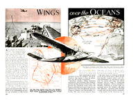 Wings Over the Atlantic
